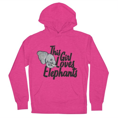 image for This girl loves elephants