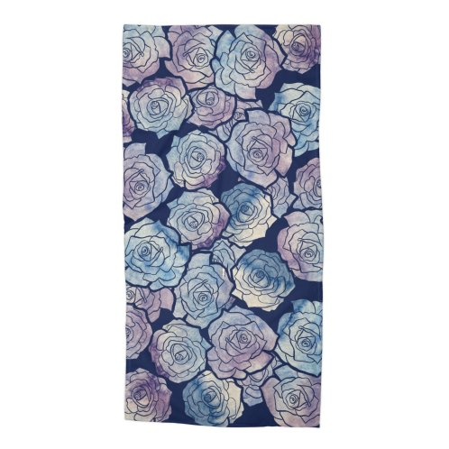 image for Watercolor Rose Pattern