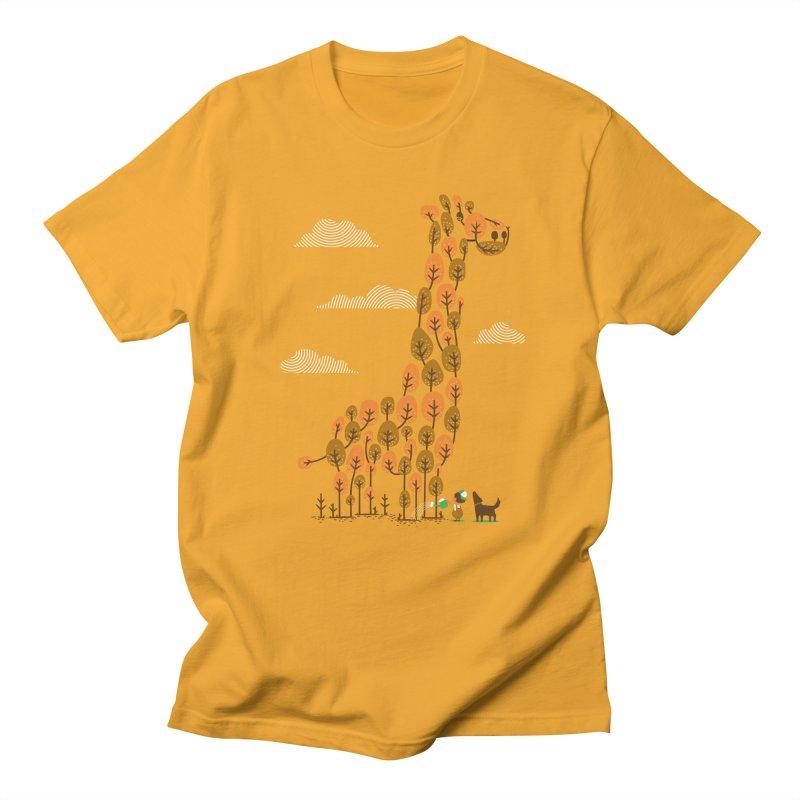 How Tall (High) Can U Grow Men's T-shirt by bubusam's Artist Shop