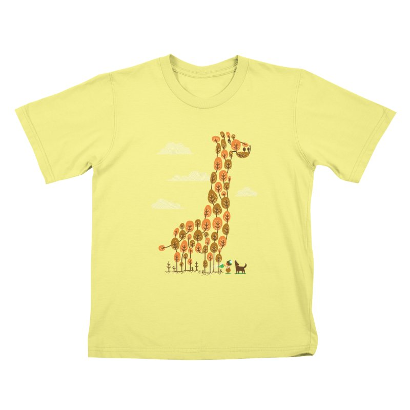 How Tall (High) Can U Grow Kids T-shirt by bubusam's Artist Shop