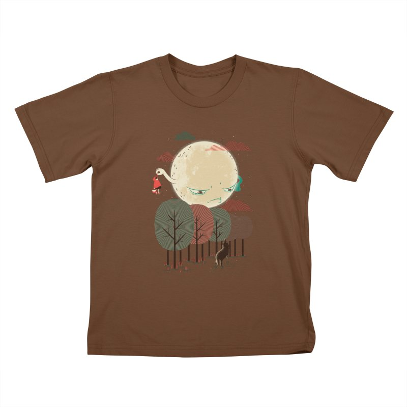 The G[Red] Escape Kids T-shirt by bubusam's Artist Shop