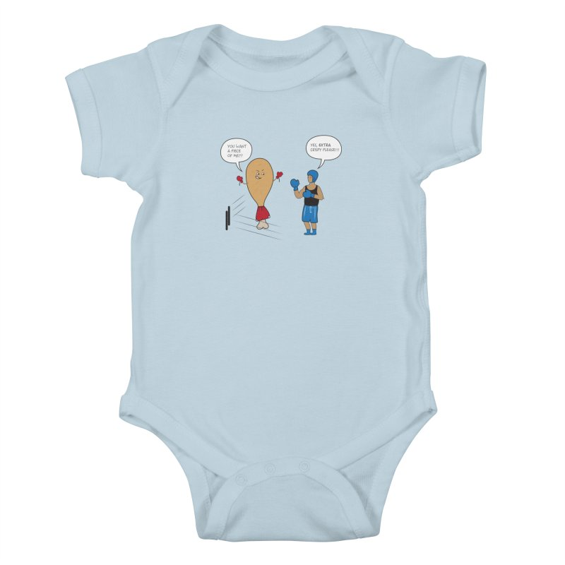 11 year old Hidayah's First Tee Kids Baby Bodysuit by Buckeen