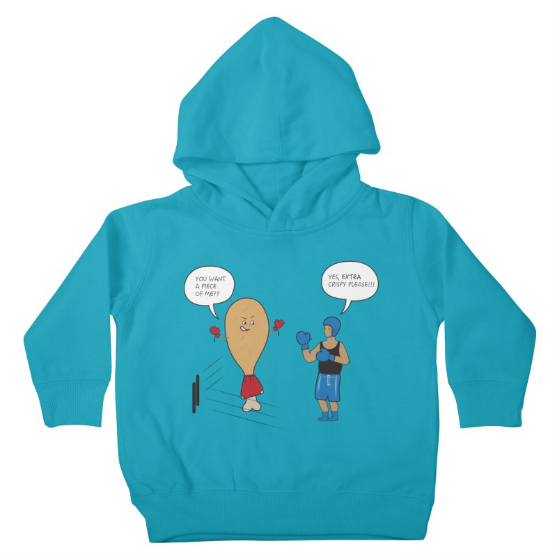 11 year old Hidayah's First Tee Kids Toddler Pullover Hoody by Buckeen