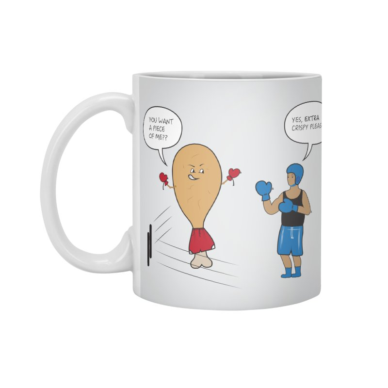 11 year old Hidayah's First Tee Accessories Mug by Buckeen