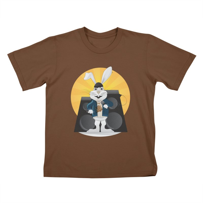 Lose Yourself Kids T-Shirt by Buckeen