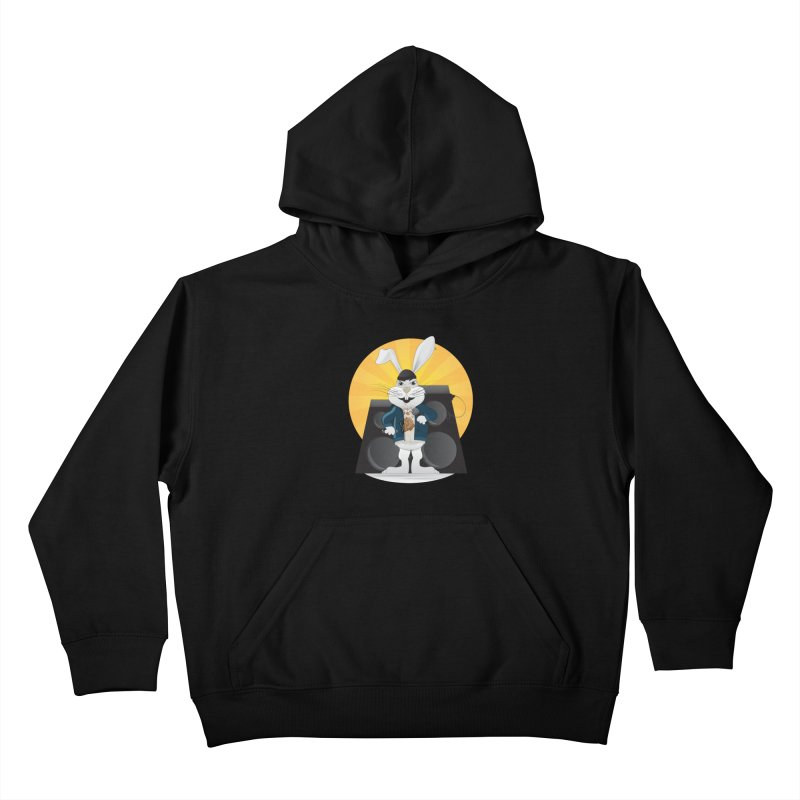 Lose Yourself Kids Pullover Hoody by Buckeen