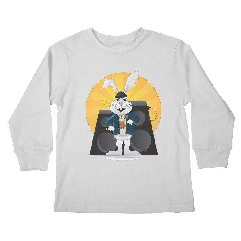 Lose Yourself Kids Longsleeve T-Shirt by Buckeen