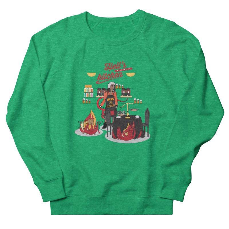 Hell's Kitchen Women's Sweatshirt by Buckeen