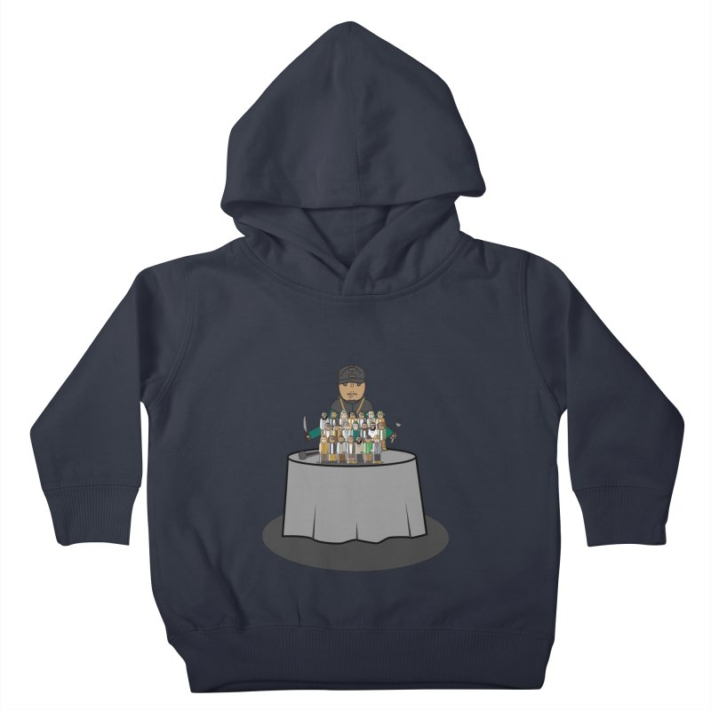 21 Rappers Kids Toddler Pullover Hoody by Buckeen