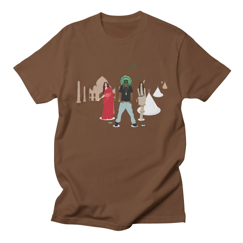 Chief Lots of Dough Men's T-Shirt by Buckeen