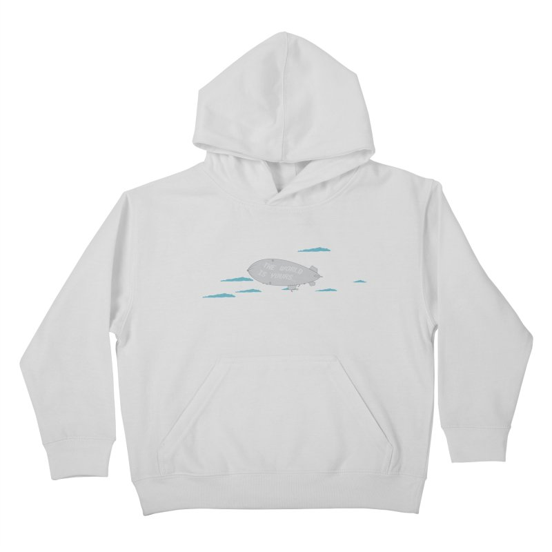 Tony's Vision Kids Pullover Hoody by Buckeen
