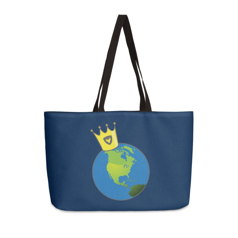 King of the World Accessories Bag by Buckeen