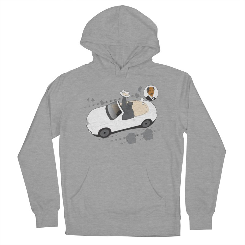 A G's Preference Men's Pullover Hoody by Buckeen