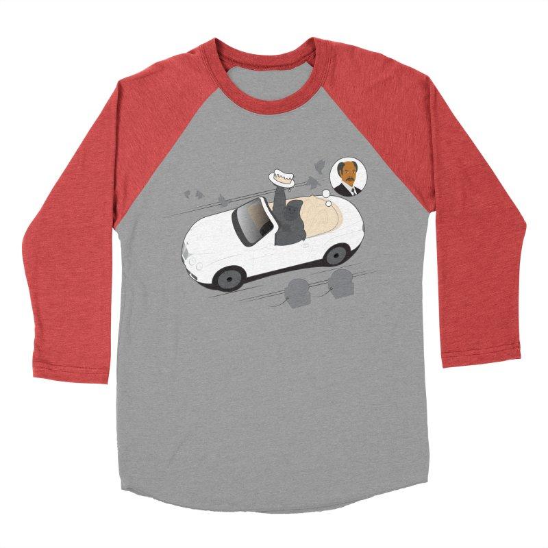 A G's Preference Women's Baseball Triblend T-Shirt by Buckeen