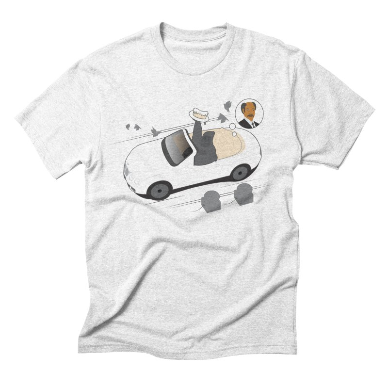 A G's Preference Men's Triblend T-shirt by Buckeen
