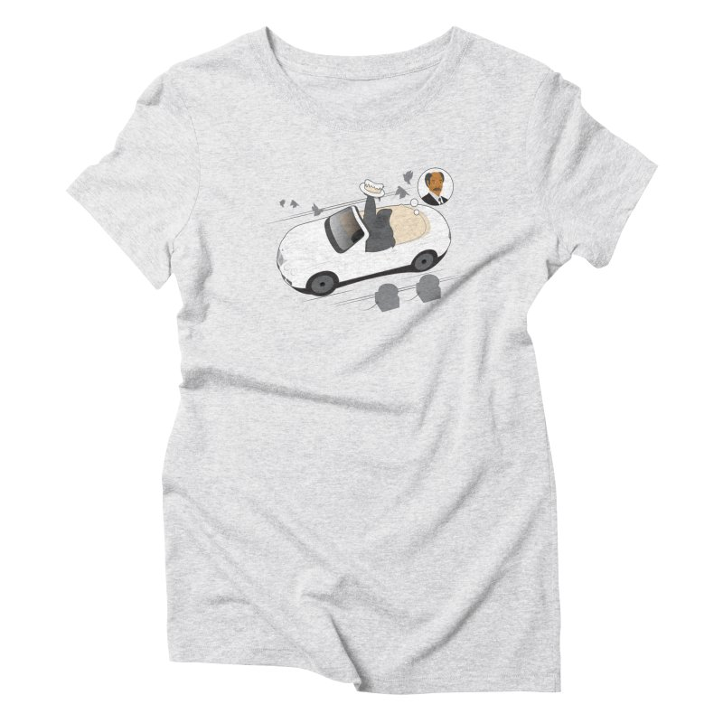 A G's Preference Women's Triblend T-shirt by Buckeen
