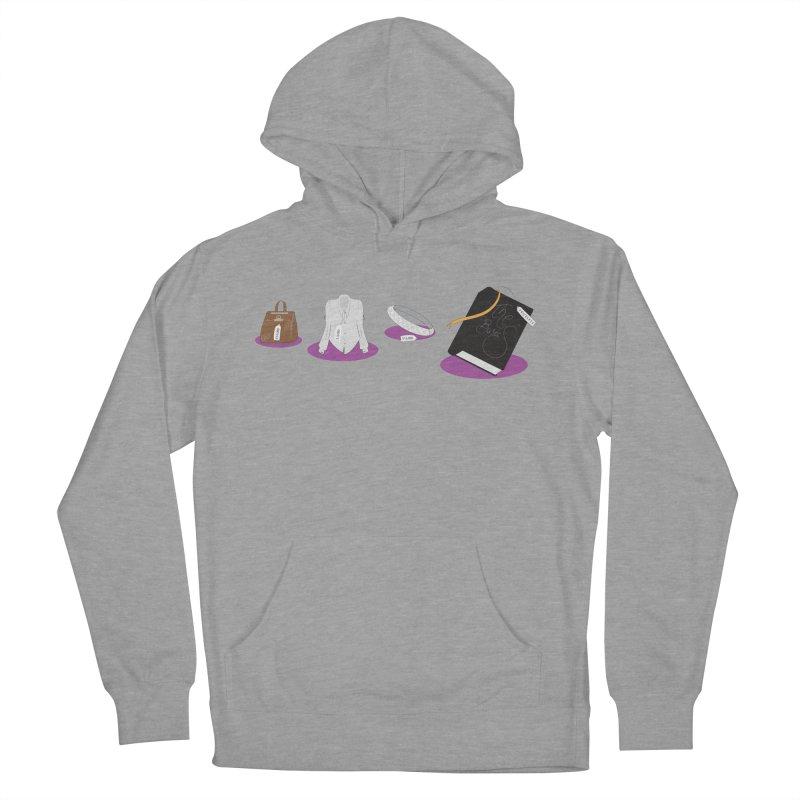 The Basics Women's Pullover Hoody by Buckeen