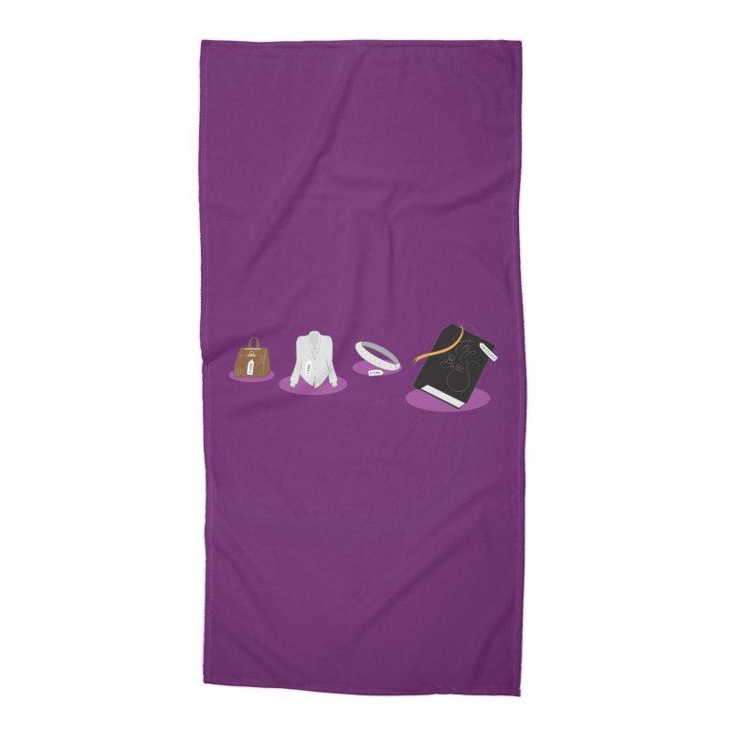 The Basics Accessories Beach Towel by Buckeen