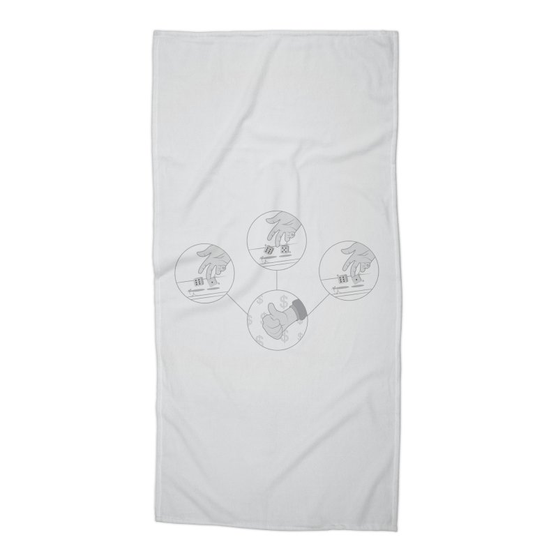 Good Day Accessories Beach Towel by Buckeen