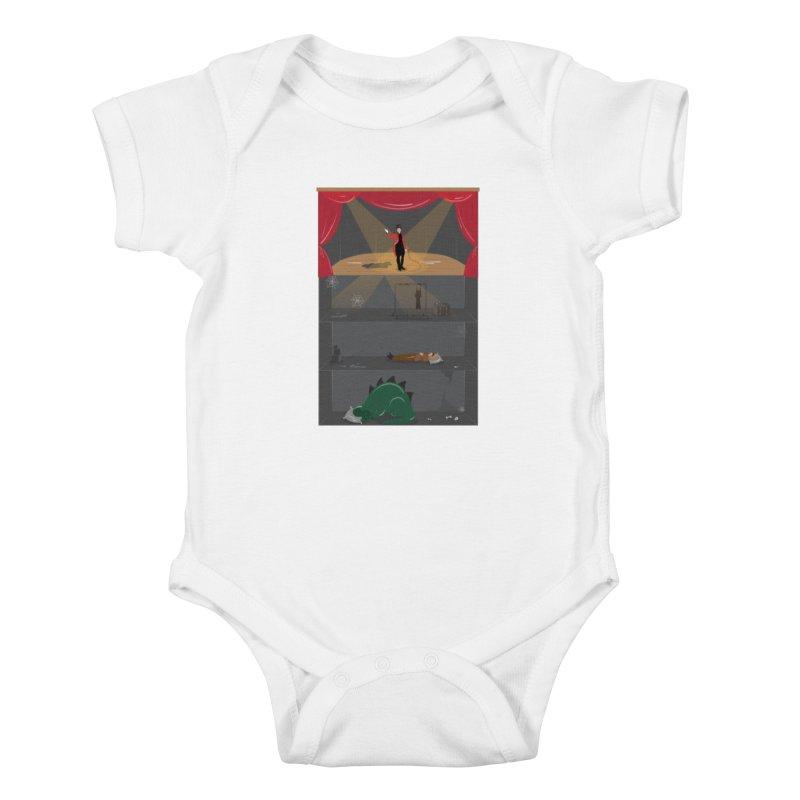 Superstar Kids Baby Bodysuit by Buckeen