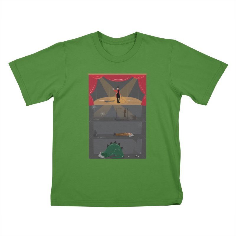 Superstar Kids T-Shirt by Buckeen
