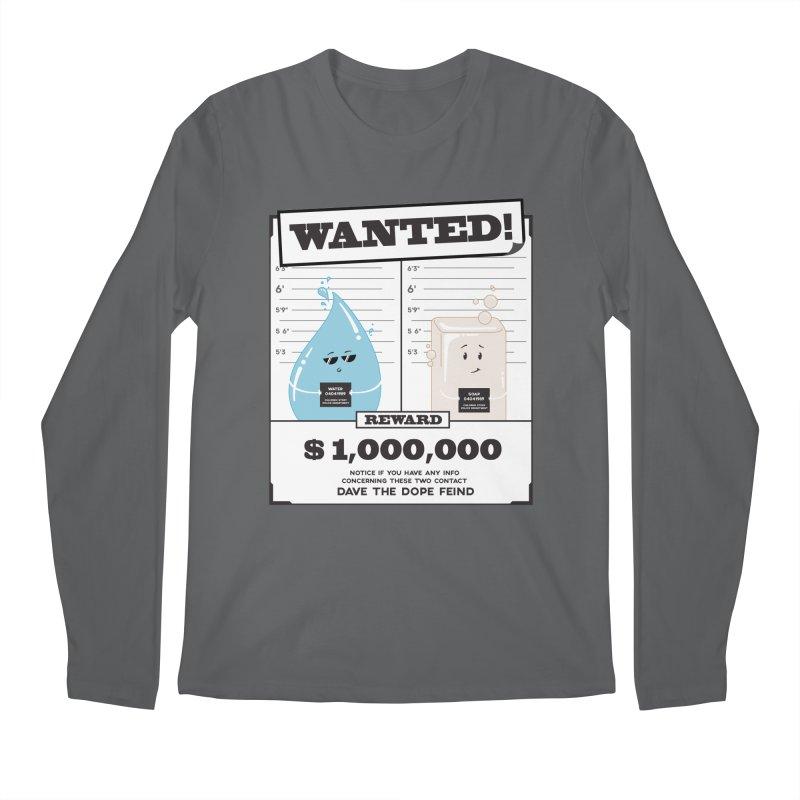Children's Story Men's Longsleeve T-Shirt by Buckeen