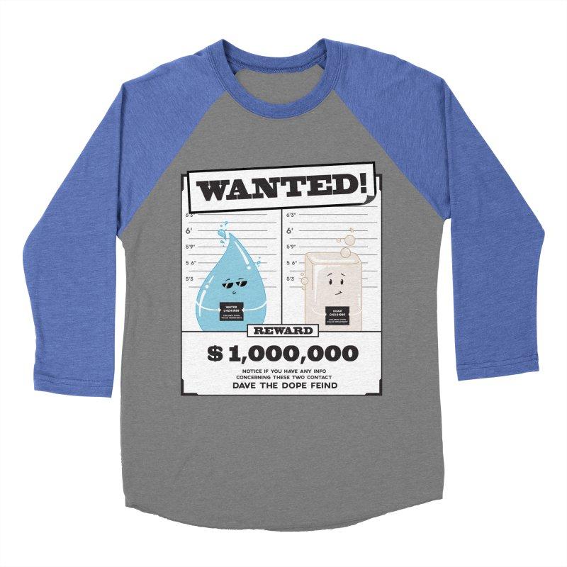 Children's Story Men's Baseball Triblend T-Shirt by Buckeen