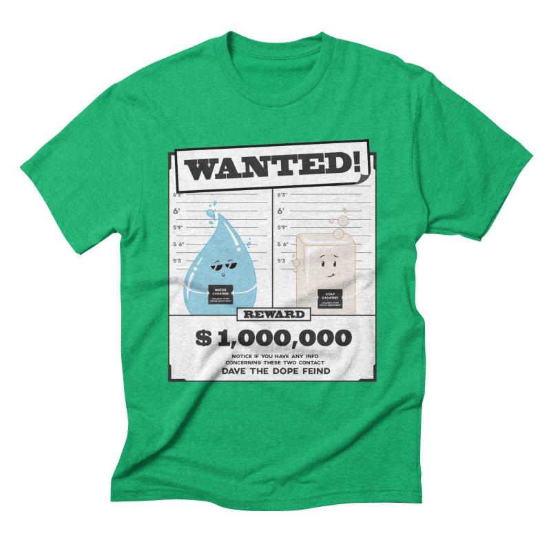 Children's Story Men's Triblend T-shirt by Buckeen