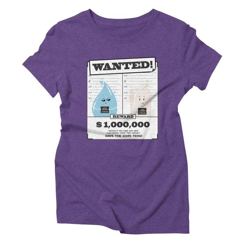 Children's Story Women's Triblend T-Shirt by Buckeen
