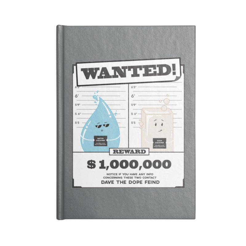 Children's Story Accessories Notebook by Buckeen