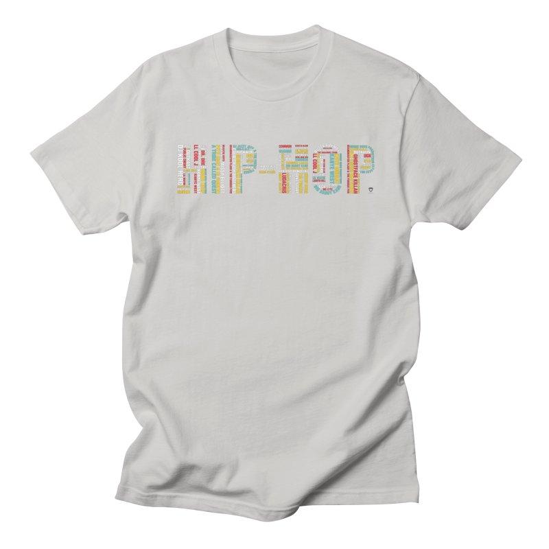 HIP-HOP LEGENDS! Men's Regular T-Shirt by Buckeen