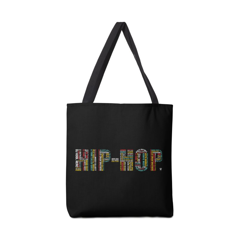 HIP-HOP LEGENDS! Accessories Bag by Buckeen