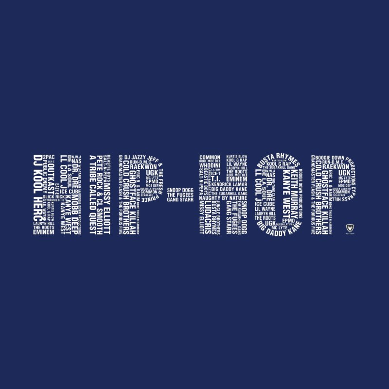 HIP-HOP LEGENDS by Buckeen
