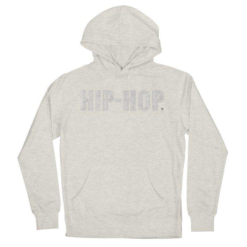 HIP-HOP LEGENDS Men's French Terry Pullover Hoody by Buckeen