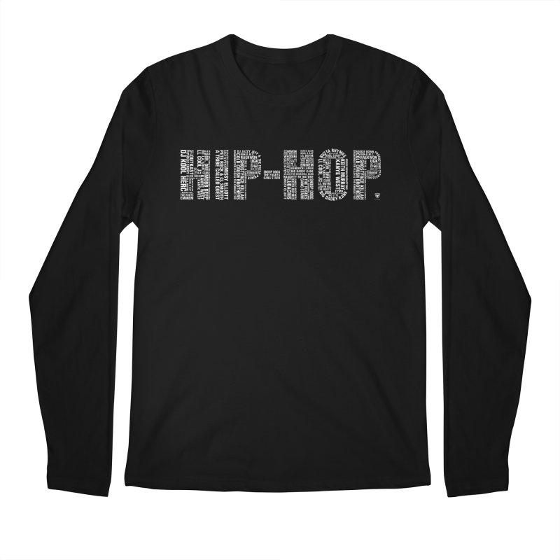 HIP-HOP LEGENDS Men's Regular Longsleeve T-Shirt by Buckeen