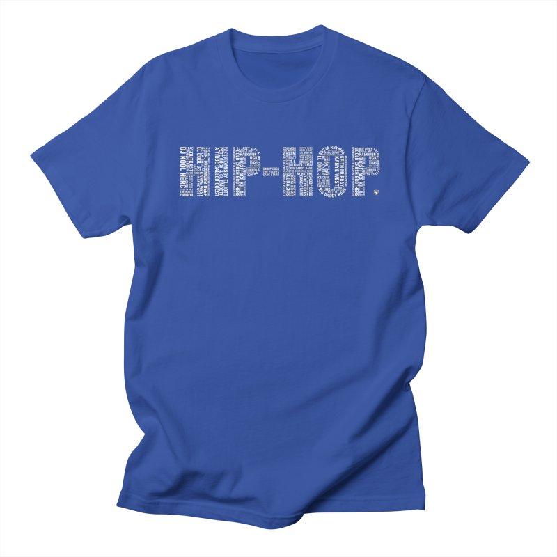 HIP-HOP LEGENDS Men's Regular T-Shirt by Buckeen