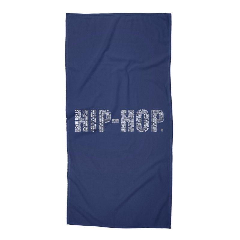HIP-HOP LEGENDS Accessories Beach Towel by Buckeen