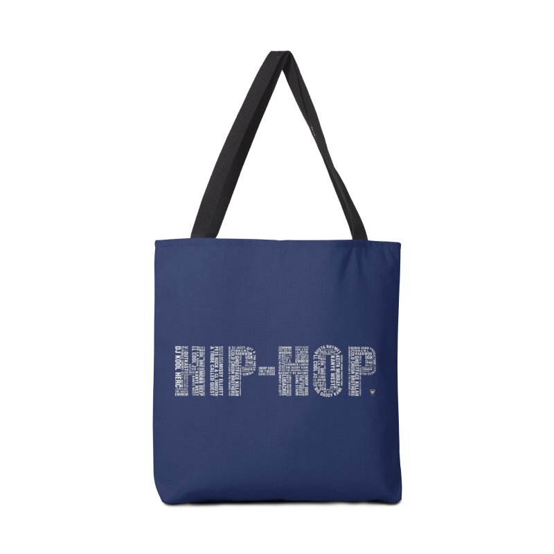 HIP-HOP LEGENDS Accessories Bag by Buckeen