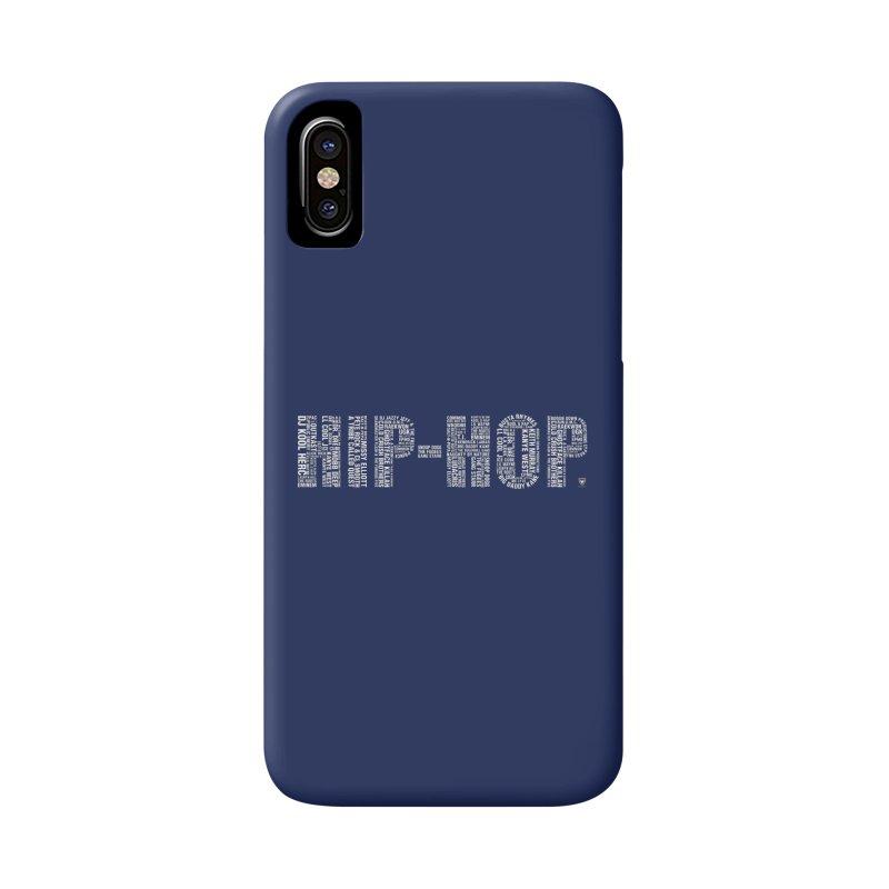 HIP-HOP LEGENDS Accessories Phone Case by Buckeen