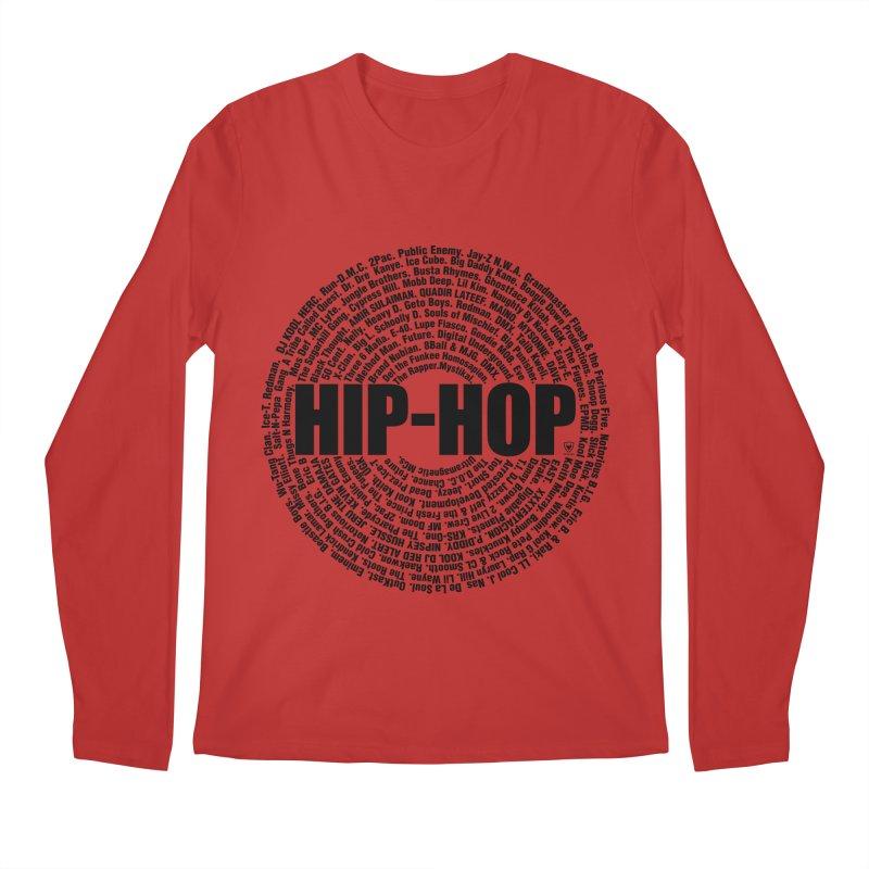 HIP HOP LEGENDS Men's Regular Longsleeve T-Shirt by Buckeen