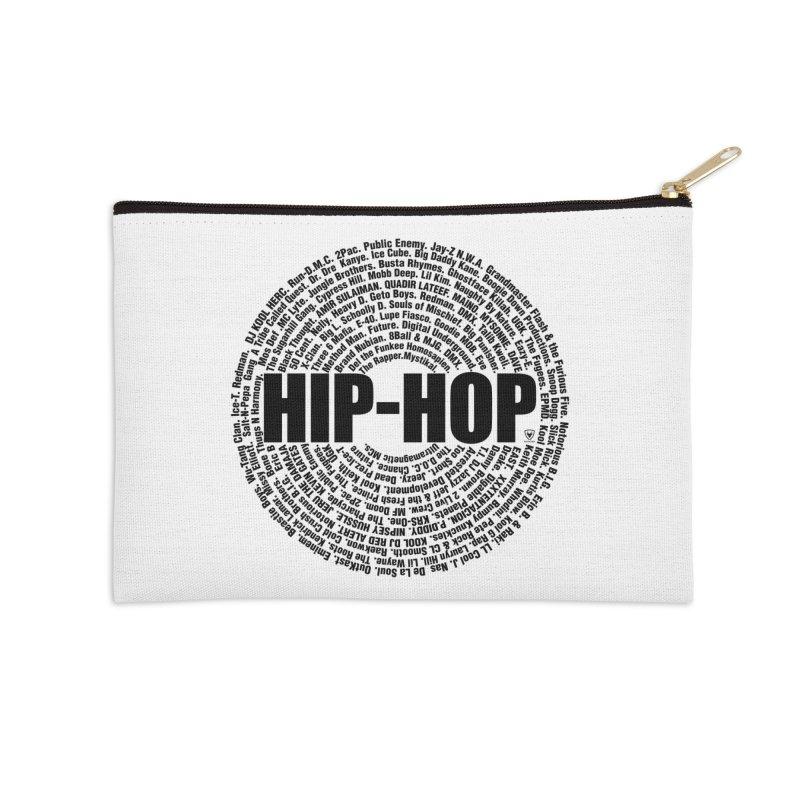 HIP HOP LEGENDS Accessories Zip Pouch by Buckeen