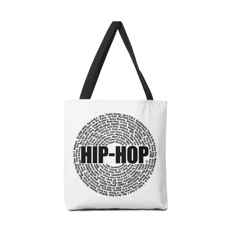 HIP HOP LEGENDS Accessories Bag by Buckeen