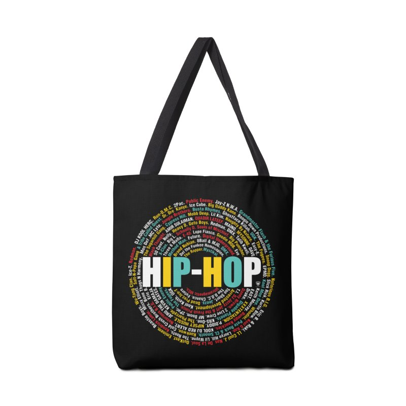 Hip-Hop, Legends, Mc's, Rap. Music Accessories Bag by Buckeen