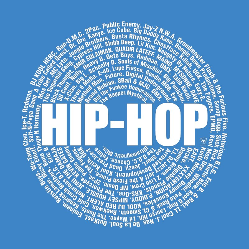 HIP-HOP SURROUNDED BY THE MC'S WHOSE ORBITED AND INFLUENCED THE CULTURE by Buckeen
