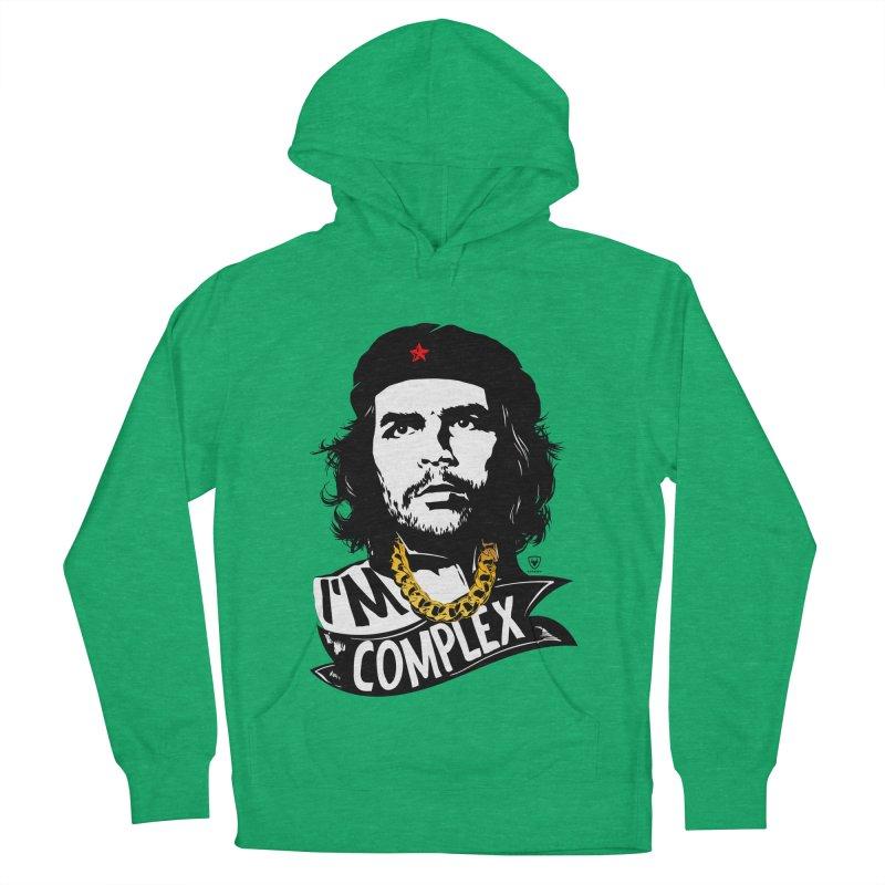 I'M COMPLEX Men's Pullover Hoody by Buckeen