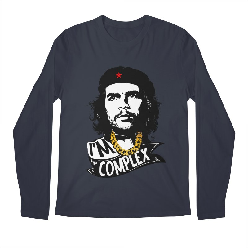 I'M COMPLEX Men's Regular Longsleeve T-Shirt by Buckeen