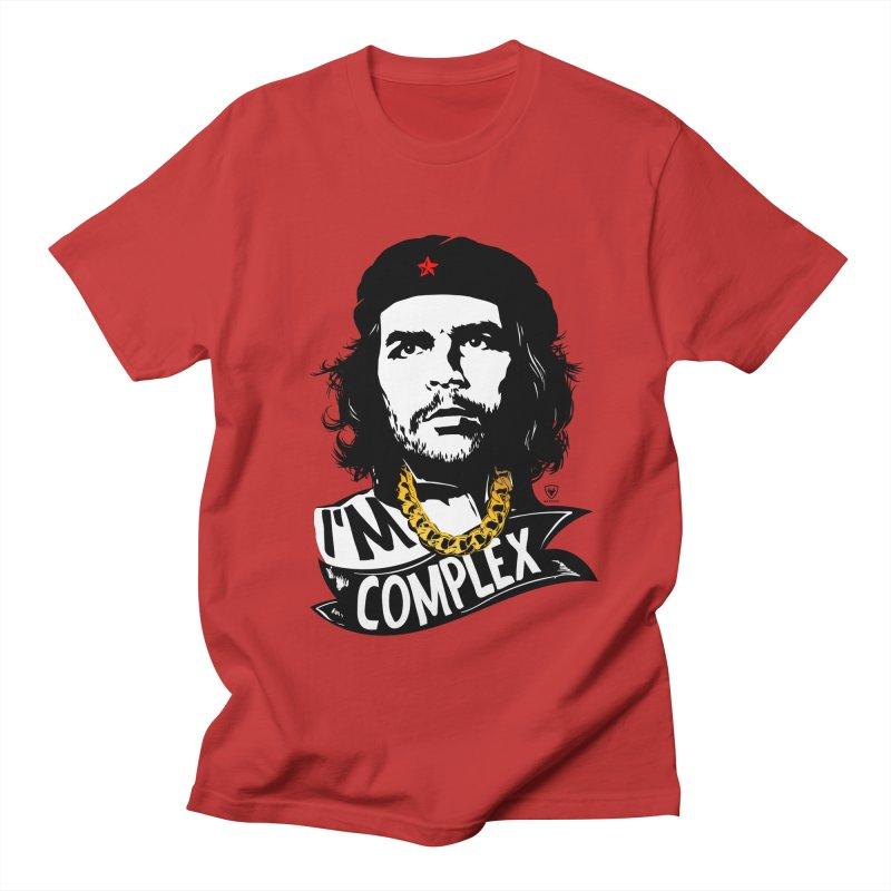 I'M COMPLEX Men's Regular T-Shirt by Buckeen