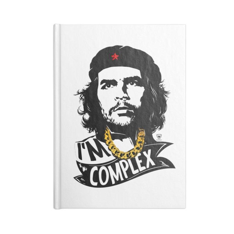I'M COMPLEX Accessories Notebook by Buckeen