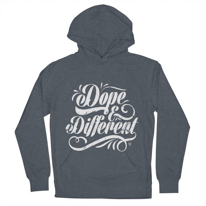 Dope & Different Men's Pullover Hoody by Buckeen