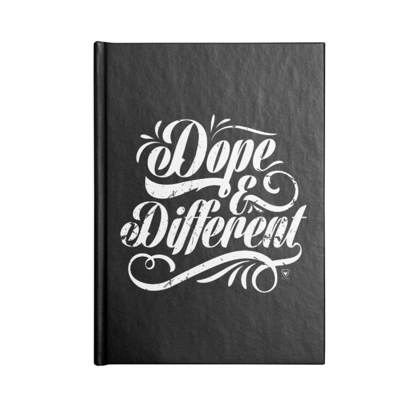 Dope & Different Accessories Notebook by Buckeen